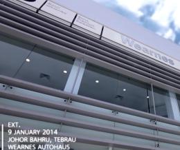 BMW Showroom Launch