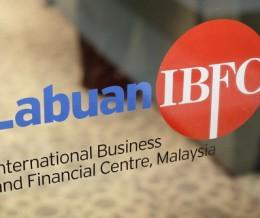 Labuan IBFC Video Mapping Launching Malaysia