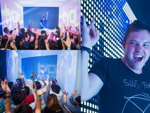 Australian DJ TYDI